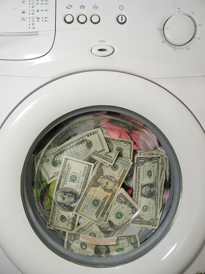 bigstockphoto_Money_Laundering_4626415