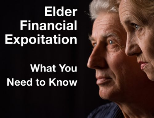 Elder Financial Exploitation: What You Need to Know